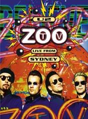 u2 sydney, Zoo t.v.